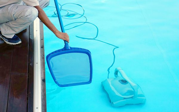 Turning Water From Green To Blue Is No Easy Feat, So Let Our Pool Cleaning Service Simplify The Process