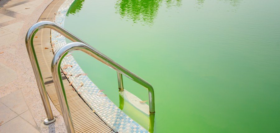 how to make a green pool clear fast