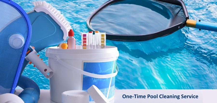 One-Time Pool Cleaning Service Near Me