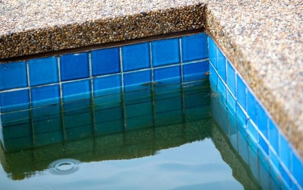 How to Remove Swimming Pool Stains