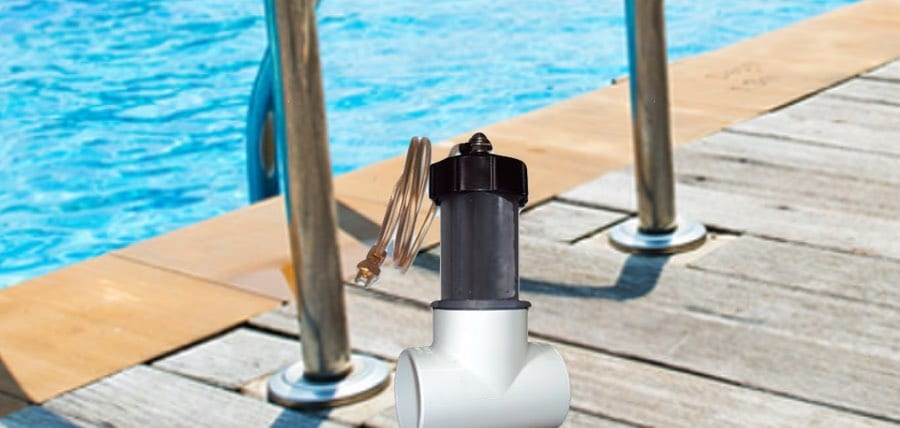 Zinc Anode To Reduce Corrosion In Salt Water Pools